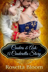 Cinders and Ash, A Cinderella Story Cover